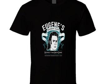 Walking Dead Eugene Respect The Hairtshirt T Shirt
