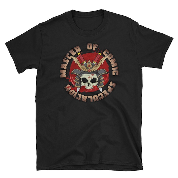 Master of Comic Speculation Tee
