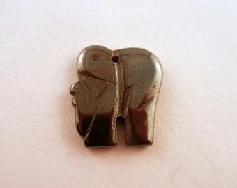 Hemalyke Elephant charm pendant