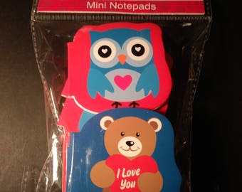 Little Notebook Party Favors