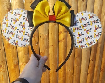 Mickey Inspired Ears