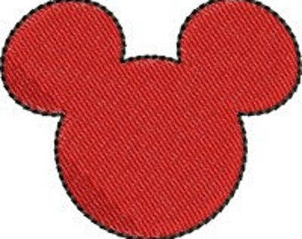 INSTANT DOWNLOAD Mini mouse Embroidery designs