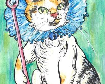 Custom Pet Portraits | Animal Illustrations | Watercolour Pets