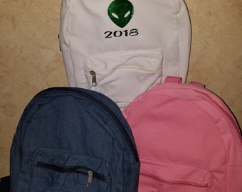 Personalized Small Backpacks