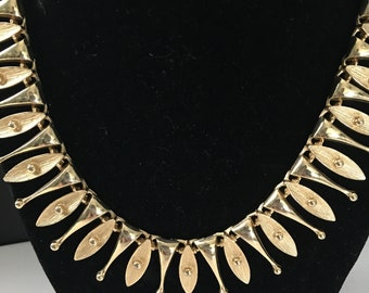 Vintage Costume Necklace by Sara Coventry