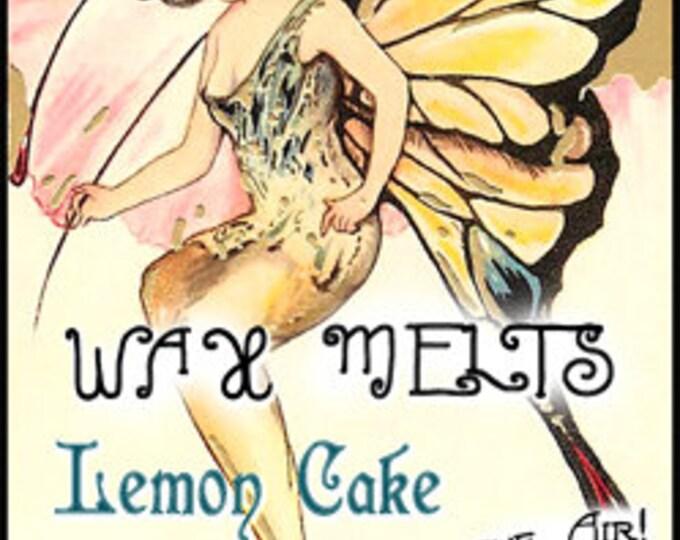 Lemon Cake - Wax Melts / Tarts - Love Potion Magickal Perfumerie