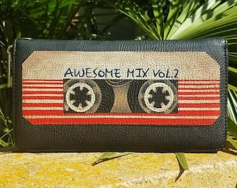 Awesome Mix Cassette Wallet Presale