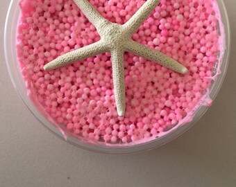 Pink Bubble Gum Foam Slime (8oz)