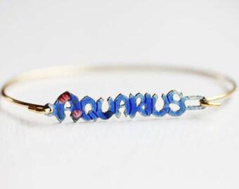 Astrology Bracelet - Aquarius