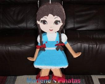 Dorothy pinata, Wizard of Oz piñata ..!
