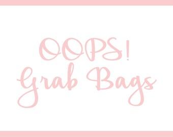 Oops Sticker Grab Bags