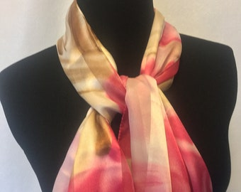 Beautiful Scarf..Symphony Scarf Italy..Mother's Day Gift.Italian Scarf.Beautiful Scarf..Vintage Scarf..Accessories