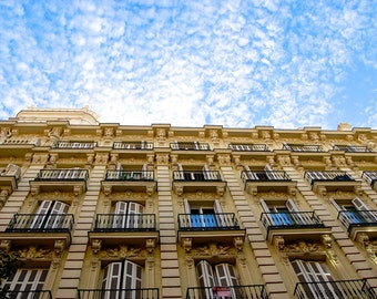Architecture in Madrid, Spain, Travel Photography