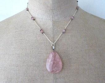 Necklace ~ Cherry Blossom