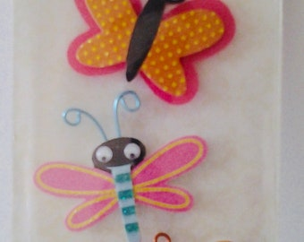 3-D Butterflies Adhesive Accents