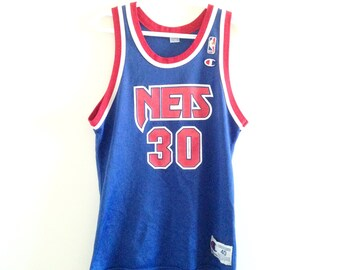 New Jersey Nets Champion Basketball Jersey