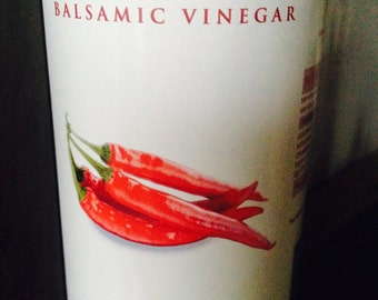 Chile balsamic vinegar