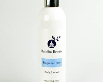 Buddha Beauty Fragrance Free Vegan Body Lotion 250ML