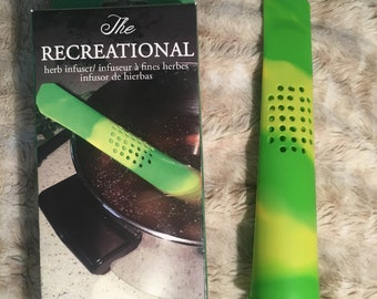 The RECREATIONAL herb/tea infuser