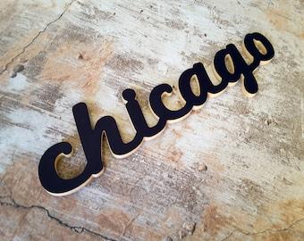 Custom Word Cutout, Word Art, Wood Words, Any City Word, Cut out, DIY Words