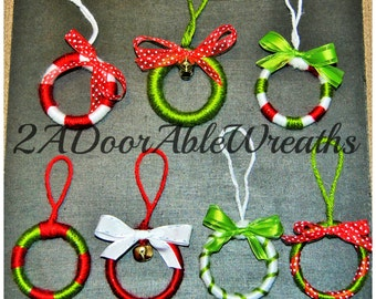 Christmas Ornament - Wreath Ornament