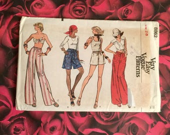70's Vintage Vogue Sewing Pattern