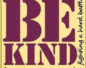 Be Kind Badge