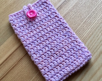 iPhone 6 Plus Cosy, iPhone 7 Plus Case, Phone Sock, Gadget Cozy, Cell Phone Case, Handbag Tidy, Stocking Filler, iPod Case, Phone Cover