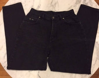 VINTAGE LEE Mom Jeans - Sz 12