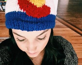 Colorado Handknit Hat