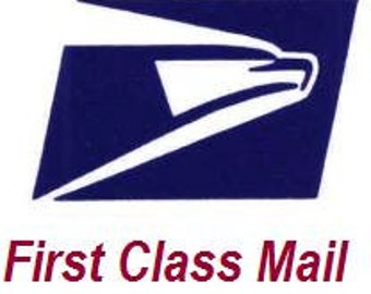 First Class Shipping