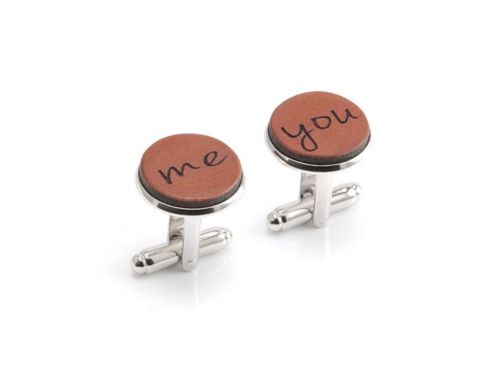 Wedding Cufflinks, Groom Cuff Links, Me and You, Wedding Cuff Links for Groom, Wedding Cuff Links, Gift from Bride to Groom