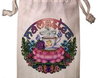 Namastea Tarot Bag -  Pagan Wiccan  - Brigid Ashwood