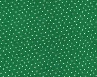 Dots - Green - Cloud9 KNIT 2 collection