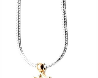 14K Gold Tiny Star Of David Necklace