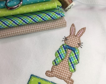 Single Peter Cottontail Bunny