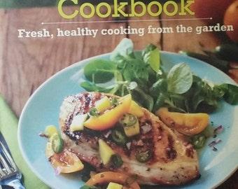 Edible Garden Cookbook-Fresh, healthy cooking from the garden