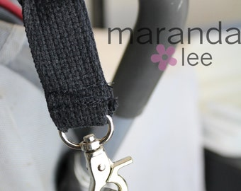 Stroller Straps to Attach Your Diaper  Bag to a Stroller