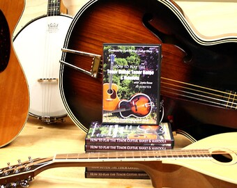 How to play the Tenor guitar, Tenor banjo and Mandola for beginners DVD