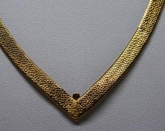 Gorgeous Napier gold tone necklace
