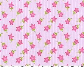 Lush - Vintage Dainties in Pink by Patty Young for Michael Miller Fabrics