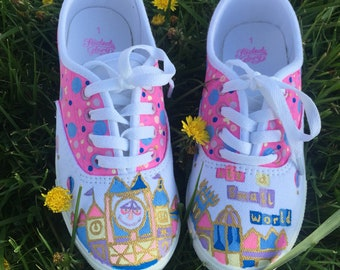 Its a small world shoes