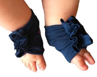 Jade Baby Shoes - Jade Girl Shoes - Infant Girl Sandals - Shoes - Baby Socks - Baby Sandals - Baby Barefoot Sandals - Infant Sandal