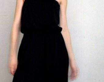 Anais Nikita Dress-Black