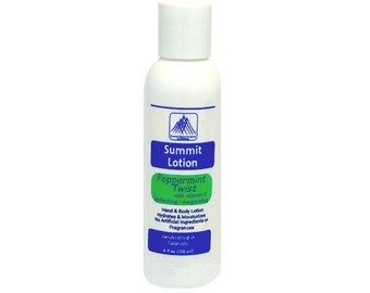 Peppermint Twist Moisturizing Lotion 4 oz