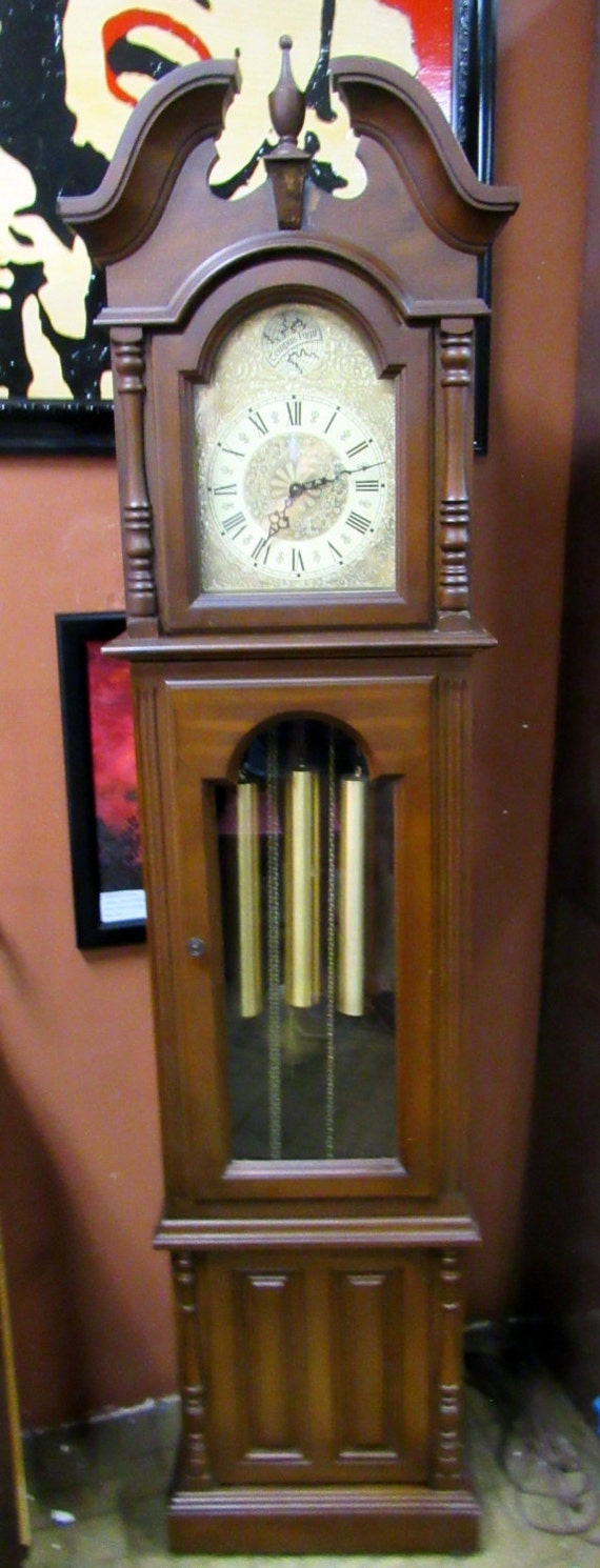 Hermle Grandfather Clock