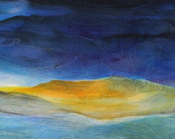 Imaginary Landscape (Night)