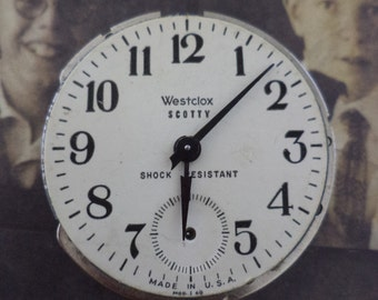Pocket Watch Face For Altered Art Supply Clock Faces Vintage Watch Face Salvaged Watch Parts Antiques Watch Parts Altered Art Supply Etsy