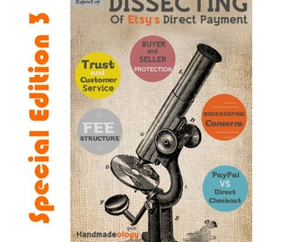 Dissecting Etsy's Direct Checkout - Special Edition - Issue 3 - Paypal