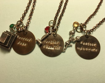 Heathers Necklaces